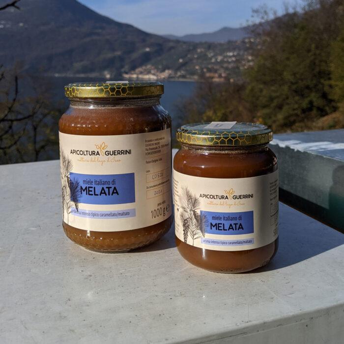 Miele italiano melata apicoltura Guerrini