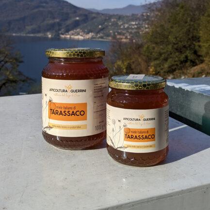 Miele italiano tarassaco apicoltura Guerrini
